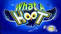 Играть онлайн в автомат What a Hoot