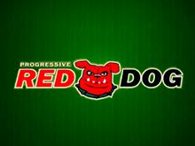 Играть на деньги в казино Вулкан 24 в Red Dog Progressive